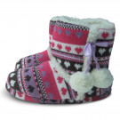 Slippers Pretty Heart Design For Women, Small 3-4