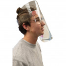 Amazing health Lift Up Tilting Face Shield Visor - Clear