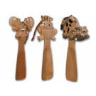 Wooden Animal Shoe Horn