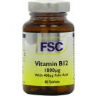 FSC 1000ug Vitamin B12