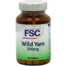 FSC 500mg Wild Yam