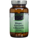 FSC Ginger Curcumin & Boswellia 120 Tablets