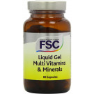 FSC Liquid Gel Multi Vitamins and Minerals