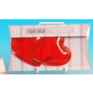 Gel Click Heat Pack Heart Shape - Pack of 2 pocket size