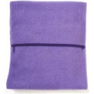 Microwave Hot Bottle - Micro Hottie Bottle Purple fleece