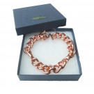 Amazing Health magnetic and Copper Chain bracelet-