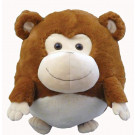 Cozy Time Giant Animal Hand Warmers Soft Cuddly Plush 35cm (Monkey)