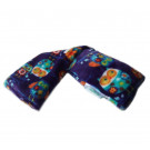 Lavender Hot Pack in Gift Box Made in Britain Microwavable Warmers - Fleece Owl
