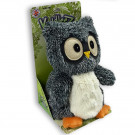 Kuddleez Lightweight Owl Microwaveable Wheat Pack