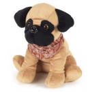 Intelex - Cozy Pets Microwavable Pug- Microwave teddy