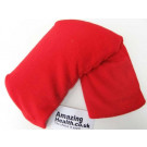 Microwave wheat bag-UK Made - Unscented Red