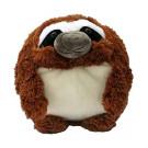 Cozy Time Giant Hand Warmer Children's Cuddly Soft Toy Plush Animal 35cm (Sloth)
