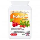 Specialist Supplements NaturaC Food Form Vitamin C 60 Capsules