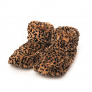 Warmies Cozy Plush Lavender Scented Tawny Fur Microwavable Slipper Boots
