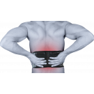 3in1 Magnetic Back Wrap - Back Support - Back Warmer - Magnetic therapy