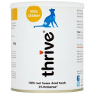thrive cat 100% chicken 200g