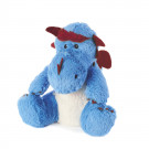 Warmies Cozy Plush Blue Dragon
