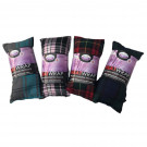 Amazing Health Wheat and Lavender Heat Pack Micro-Hotties UK Made - Tartan