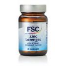 FSC Zinc Lozenges 36 Tablets