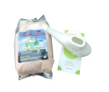 White Neti Pot and 1kg Himalayan  fine salt