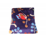 Hotties Microwave hot water bottle - Owl Fleece