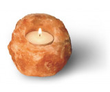 Himalayan Salt Tealight Holder Chunky