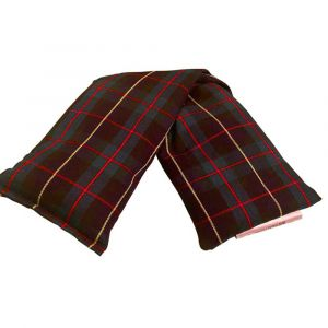 Amazing Health Hot and Cold Pack Cotton Tartan Wheat Bags