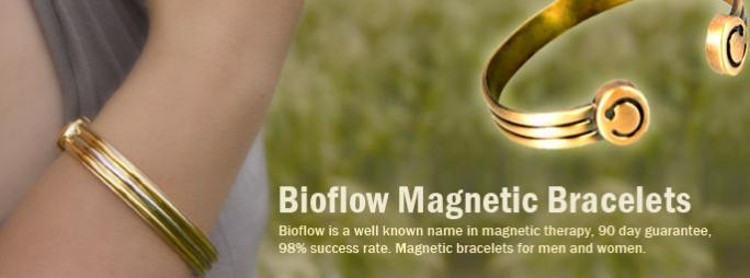 Bioflow, Bioflow bracelets, magnetic bracelets