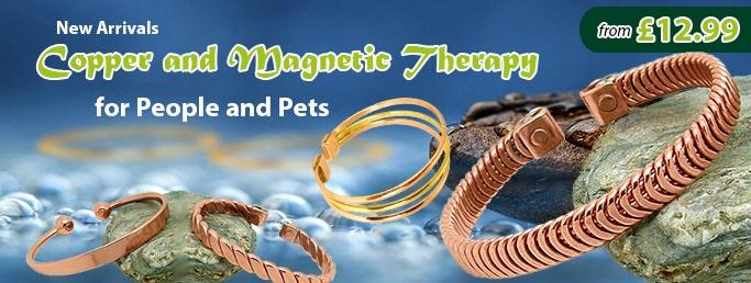 copper and magnetic therapy